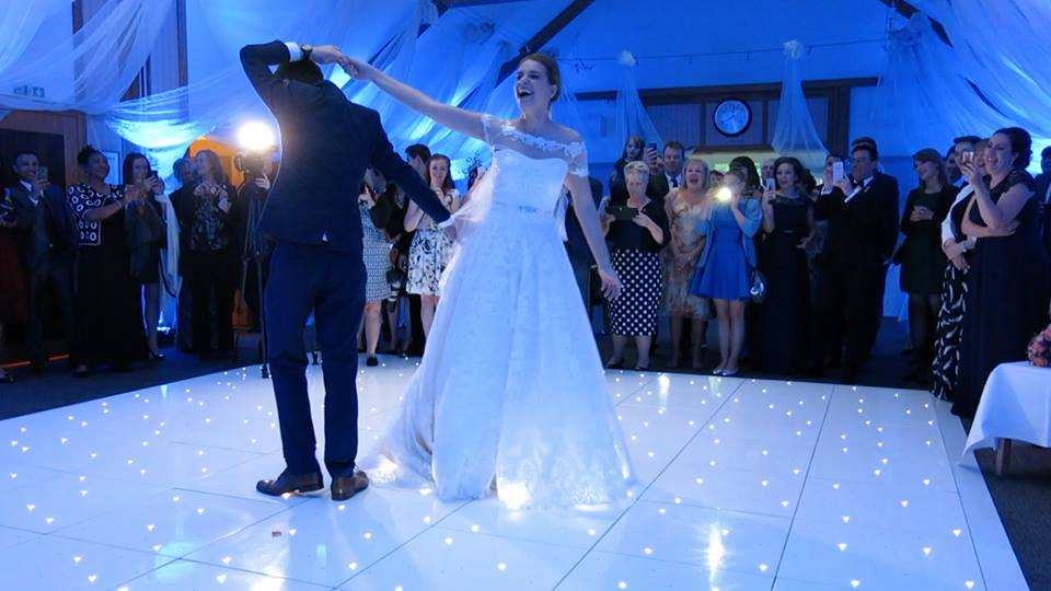 First Dance - Warren House