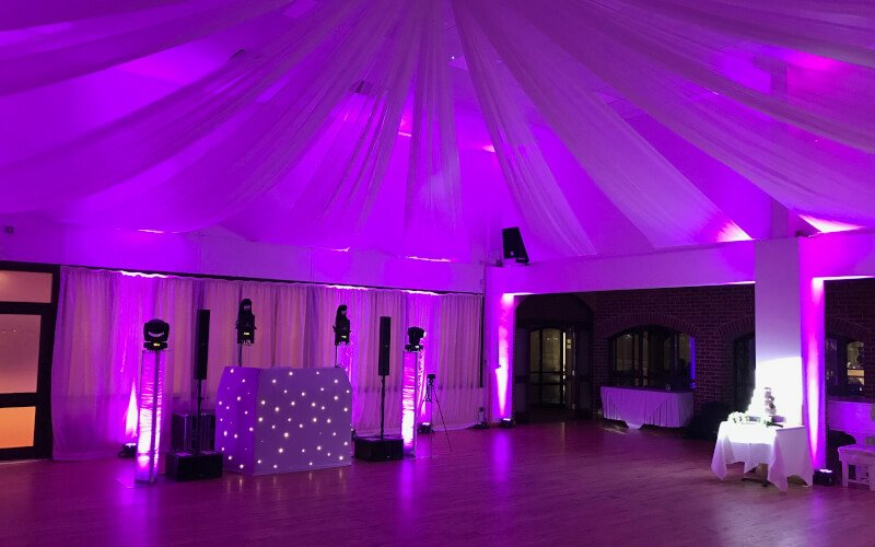 Fantastic Enhancements - Denbies Up Lighting Hire