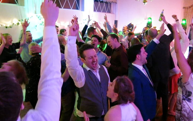 Event DJ in West Sussex