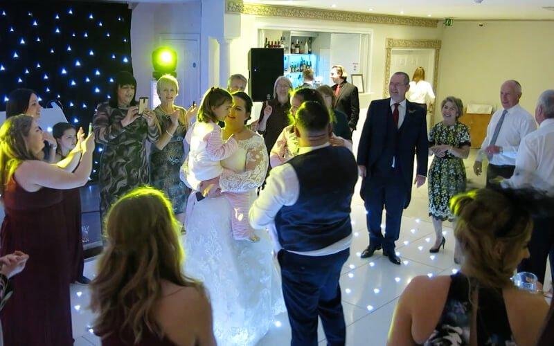 Froyle Park Wedding DJ & Dance Floor Hire