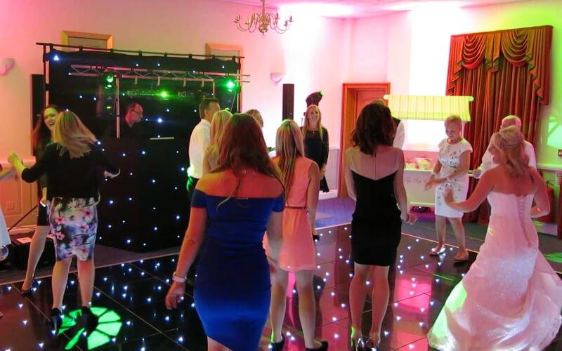 Wedding DJ - Guildford Manor Hotel & Spa