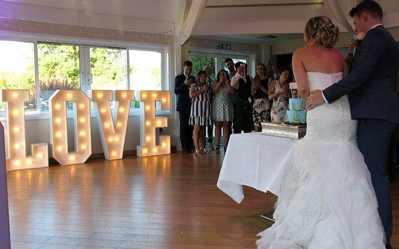 Sandford Springs Wedding DJ | Fantastic Enhancements