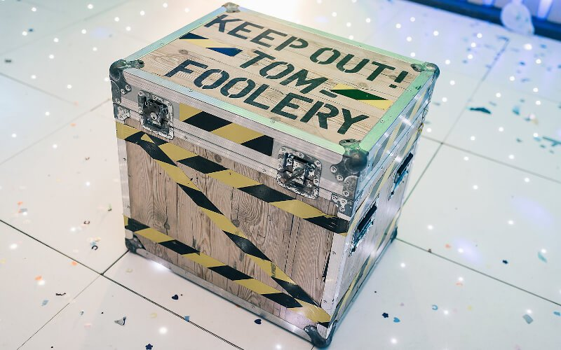Tomfoolery Box - a Fantastic Enhancement
